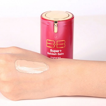 SKIN79 Krem BB Hot Pink Super+ Beblesh Balm Triple Functions 40ml