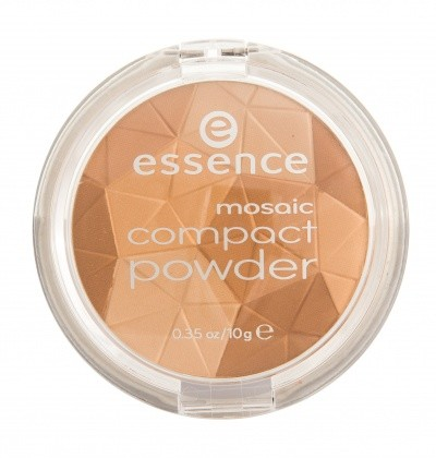 Essence Mosaic Compact Powder Mozaikowy Puder W Kompakcie 01 Sunkissed Beauty