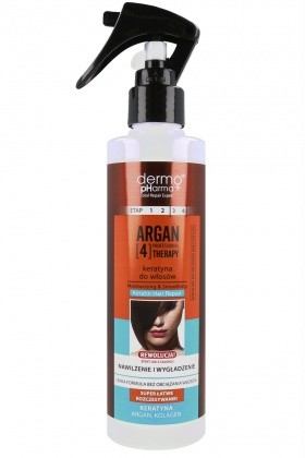 Dermo Pharma Argan Professional Therapy Keratyna Do Włosów 250ml