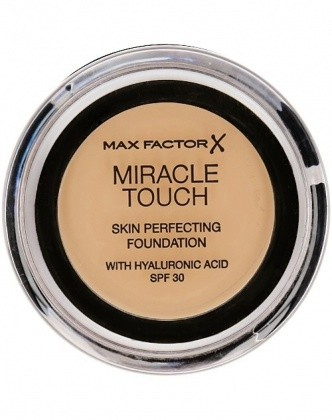 Max Factor Miracle Touch Podkład 48 Golden Beige